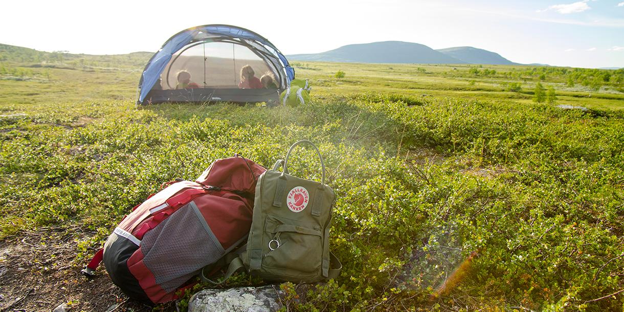 Underbar Så väljer du rätt tält - Friluftsfrämjandet FG-73